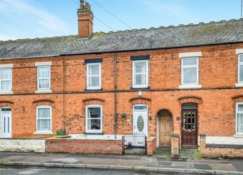 3 bed terraced house for sale in Worcester Road, Evesham, Worcestershire WR11