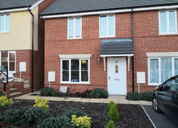Thumbnail 3 bed end terrace house for sale in Chaplin Way, Picket Piece, Andover