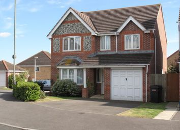 Thumbnail 4 bed detached house to rent in Yarrow Close, Thatcham, Thatcham