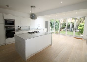 Thumbnail 4 bedroom terraced house to rent in Marston Close, London