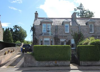 Thumbnail 4 bed semi-detached house for sale in Alexandra Terrace, Forres