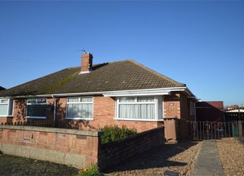 Thumbnail 2 bed semi-detached bungalow for sale in Sparhawk Avenue, Sprowston, Norwich