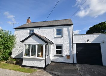 Thumbnail 3 bed detached house for sale in Trevarren, St. Columb