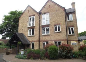 Thumbnail 2 bedroom flat for sale in Risbygate Street, Bury St. Edmunds, Suffolk