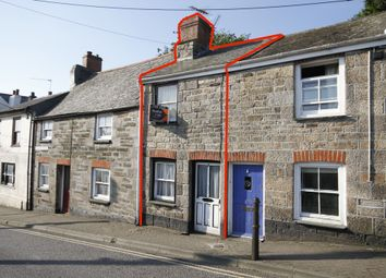 Thumbnail 1 bedroom terraced house for sale in Helston Road, Penryn