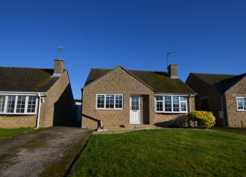 Thumbnail 2 bed bungalow for sale in Manor Park, Claydon, Banbury