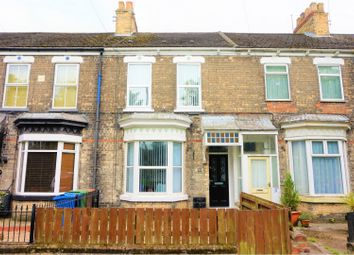 Thumbnail 3 bed terraced house for sale in Marlborough Avenue, Hornsea