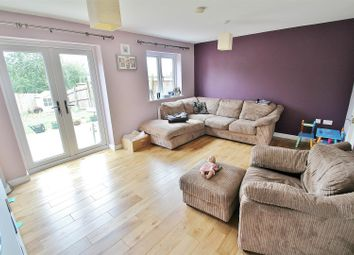 Thumbnail 3 bed detached house for sale in Stanage Road, Sileby, Leicestershire