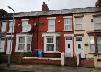 Thumbnail 3 bedroom terraced house for sale in Ashfield, Wavertree, Liverpool