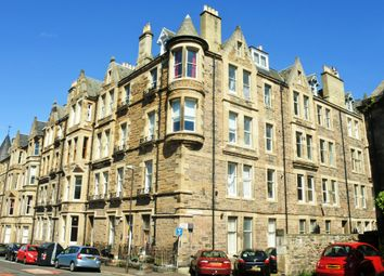 Thumbnail 3 bed flat for sale in Leamington Place, Edinburgh