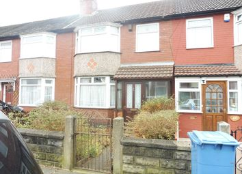 Thumbnail 3 bed town house for sale in Pitville Avenue, Mossley Hill, Liverpool