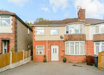 Thumbnail 3 bed semi-detached house for sale in Fairview Road, Wolverhampton