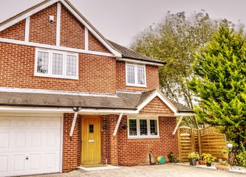Thumbnail 5 bed detached house for sale in Winchester Road, Stroud, Petersfield