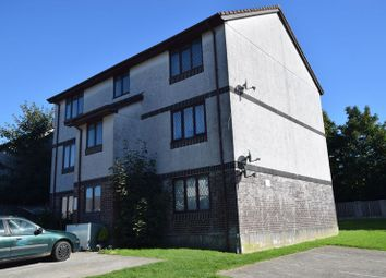 Thumbnail 2 bed flat for sale in Lamorna Parc, Callington