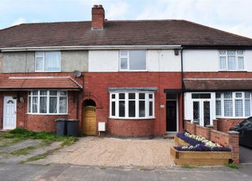 Thumbnail 2 bed terraced house for sale in Tunnel Road, Galley Common, Nuneaton