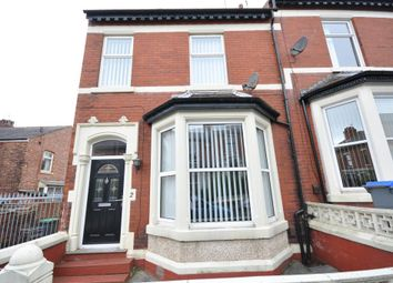 Thumbnail 3 bed end terrace house for sale in Maple Avenue, Blackpool, Lancashire
