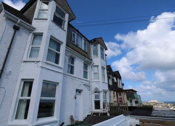 Thumbnail 1 bed flat to rent in St. Georges Road, Newquay