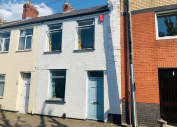 Thumbnail 2 bed terraced house for sale in Spring Gardens Terrace, Cardiff
