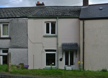 Thumbnail 2 bed terraced house for sale in Manor Road, Abersychan, Pontypool