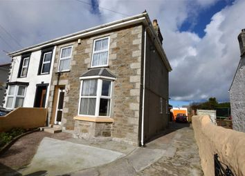 Thumbnail 3 bed end terrace house for sale in Agar Road, Illogan Highway, Redruth, Cornwall