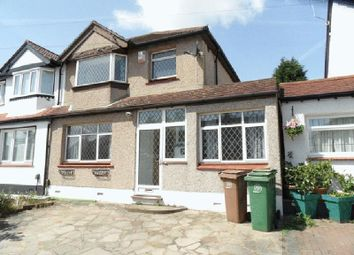 Thumbnail 4 bed semi-detached house to rent in Florian Avenue, Sutton
