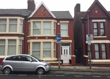 Thumbnail 3 bed end terrace house for sale in Feltwell Road, Anfield, Liverpool