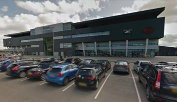 Thumbnail Office to let in Aj Bell Stadium, 1 Stadium Way, Eccles