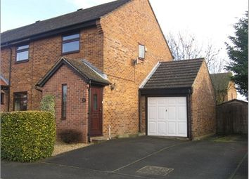 Thumbnail 2 bedroom semi-detached house to rent in Harlow Way, Marston, Oxford