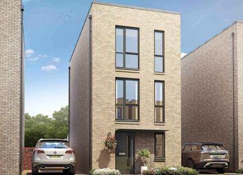 "Thumbnail 4 bedroom semi-detached house for sale in ""Milton"" at Hauxton Road, Trumpington, Cambridge"