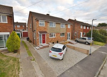 Thumbnail 3 bed semi-detached house for sale in Farm Road, Hamstreet