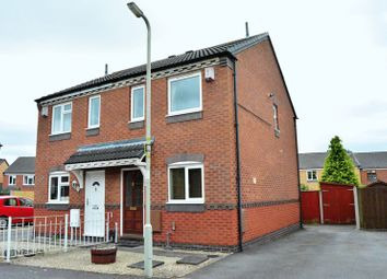 Thumbnail 2 bed semi-detached house for sale in 10 Ormsdale Close, Muxton, Telford