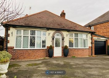 Thumbnail 3 bed bungalow to rent in Cheerbrook Road, Willaston, Nantwich