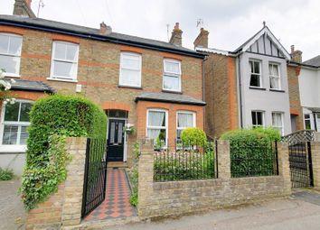 Thumbnail 3 bed semi-detached house for sale in Briscoe Road, Hoddesdon