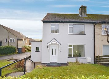Thumbnail 3 bedroom semi-detached house to rent in Calder Avenue, Whitehaven