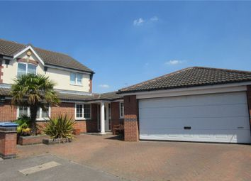 Thumbnail 3 bed detached house to rent in Oakleigh Avenue, Mansfield Woodhouse, Notts