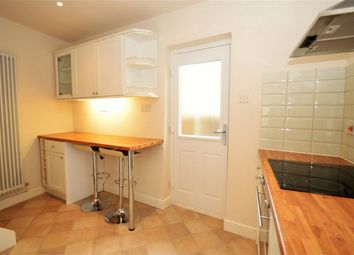 Thumbnail 1 bed terraced house to rent in Charlotte Street West, Macclesfield, Cheshire