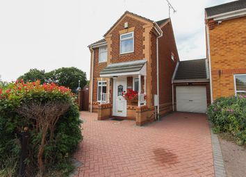 Thumbnail 3 bed link-detached house for sale in Old House Road, Chesterfield