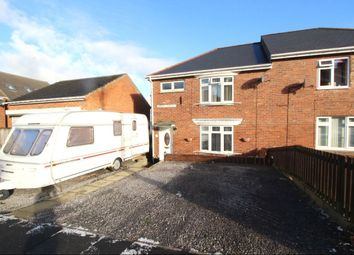 3 bed semi-detached house for sale in Robert Terrace, Stanley DH9