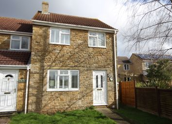 Thumbnail 2 bed end terrace house to rent in Hamdon Close, Stoke Sub Hamdon