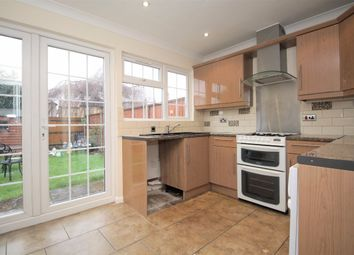 Thumbnail 3 bed semi-detached house to rent in Sussex Close, Gants Hill, Ilford