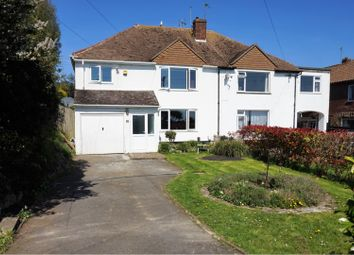 4 bed semi-detached house for sale in Naildown Road, Hythe CT21