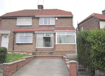 Thumbnail 2 bed semi-detached house to rent in Rothbury Gardens, Lobley Hill, Gateshead