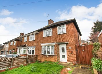 Thumbnail 3 bed semi-detached house to rent in Clockhouse Lane, Collier Row, Romford