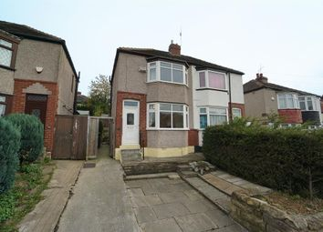 Thumbnail 2 bed semi-detached house for sale in Carrfield Road, Heeley, Sheffield