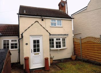 Thumbnail 1 bed cottage to rent in Brook Lane, Harrold, Bedford