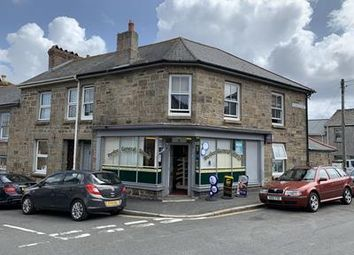 Thumbnail Retail premises for sale in & 1A, Penlee Street, Penzance, Cornwall