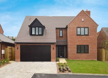 Thumbnail 5 bedroom detached house for sale in The Oak (Plots 6, 10 & 14) Haughton Lane, Bridgnorth