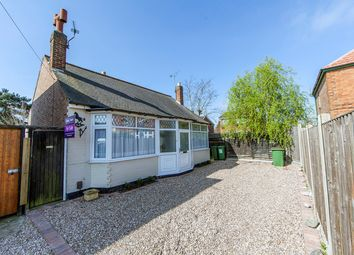 Thumbnail 2 bedroom detached bungalow for sale in The Crossway, Leicester