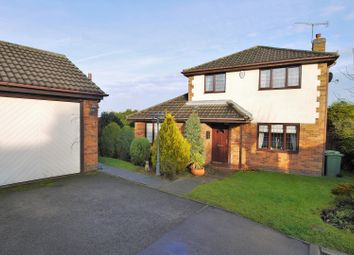 Thumbnail 4 bed detached house for sale in Cricket View, Clowne, Chesterfield