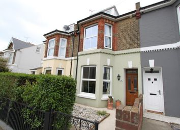 Thumbnail 4 bed terraced house for sale in Cornwall Road, Walmer